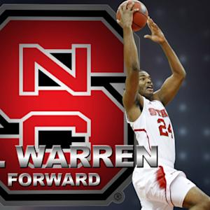 NC State's T.J. Warren Goes Off For Career-High 42 Points vs BC