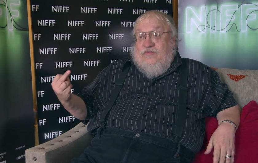 George R.R. Martin Confirms the Bad News You Already Knew About 'The Winds of Winter'