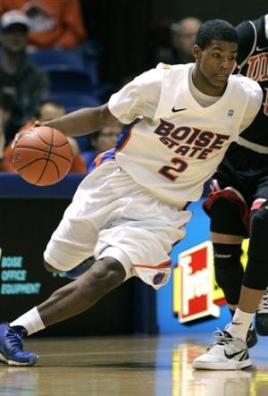 Drmic, Boise State defeat UNLV 77-72