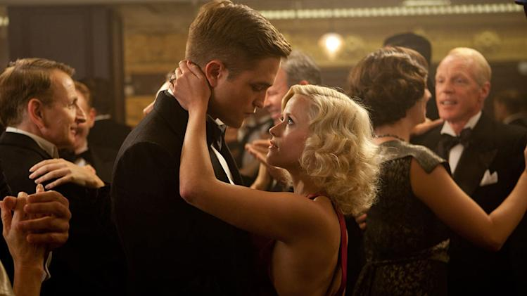 Water for Elephants 20th Century Fox 2011 Robert Pattinson Reese Witherspoon
