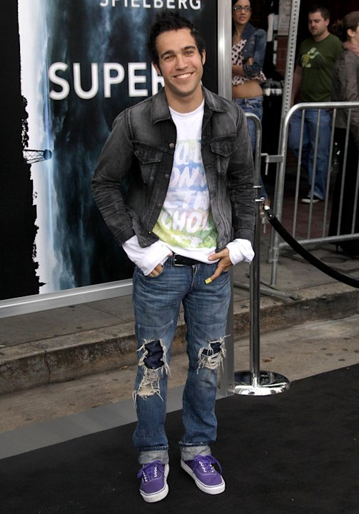 Pete Wentz Super Pr