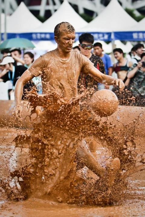 Cina, Swamp Soccer World 2012
