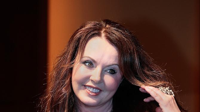 Sarah Brightman Press Conference