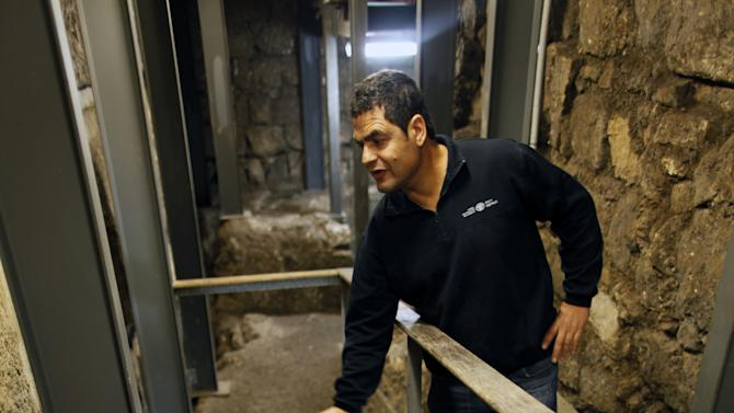 Israeli Archaeologists Rethink Herod's Role In Western Wall Construction