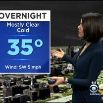 Kate's Friday Night Forecast: December 26, 2014