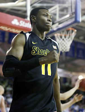 No. 4 Shockers still among nation's unbeatens