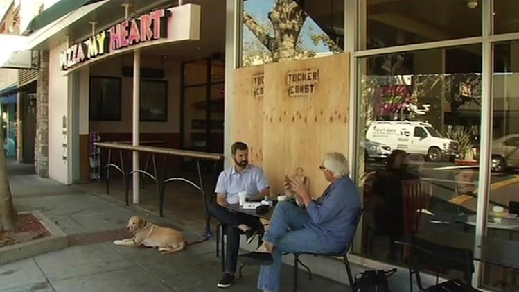 Downtown Willow Glen businesses hit by vandals