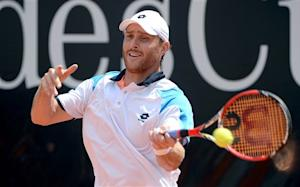 Berrer beats 2009 champ Chardy in Stuttgart