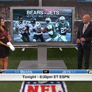 'NFL Fantasy LIVE' : Monday Night Football preview