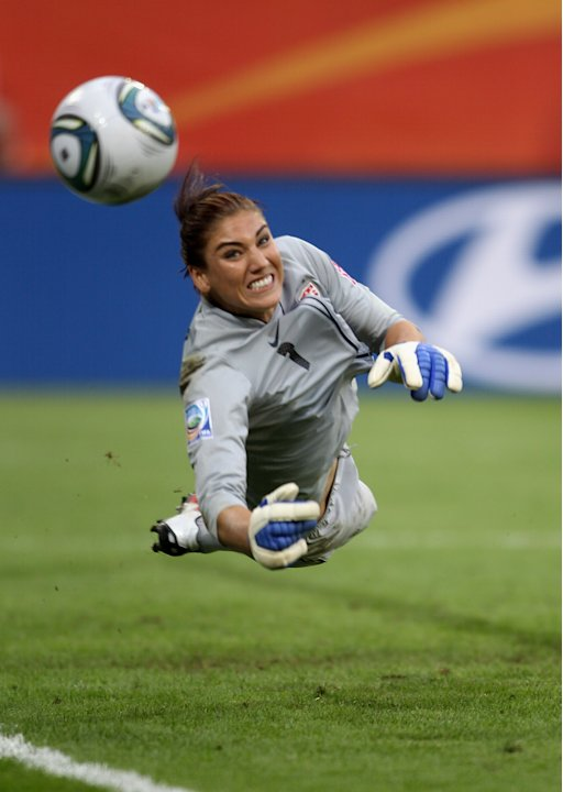 Brazil v USA: FIFA Women&amp;#39;s World Cup 2011 - Quarter Finals