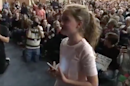 Congressman is righteously booed after dodging a young girl's simple question about science