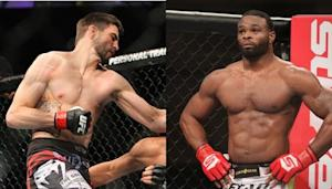 Carlos Condit vs. Tyron Woodley to Serve as UFC 171 Co-Main Event