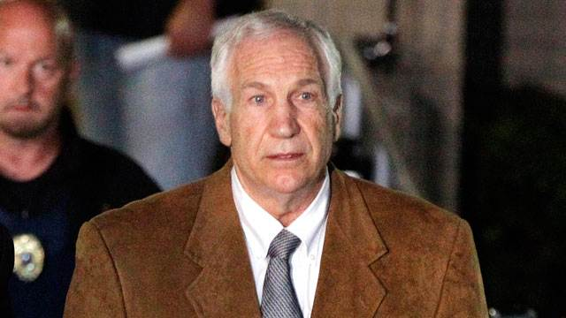 Jerry Sandusky Shower Victim Comes Forward, Says He Will Sue