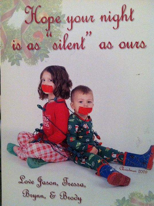 Extreme Holiday Cards