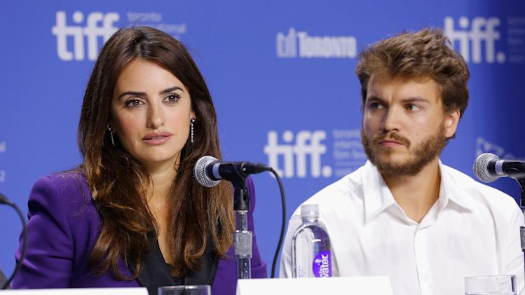 """Twice Born"" Press Conference - 2012 Toronto International Film Festival"
