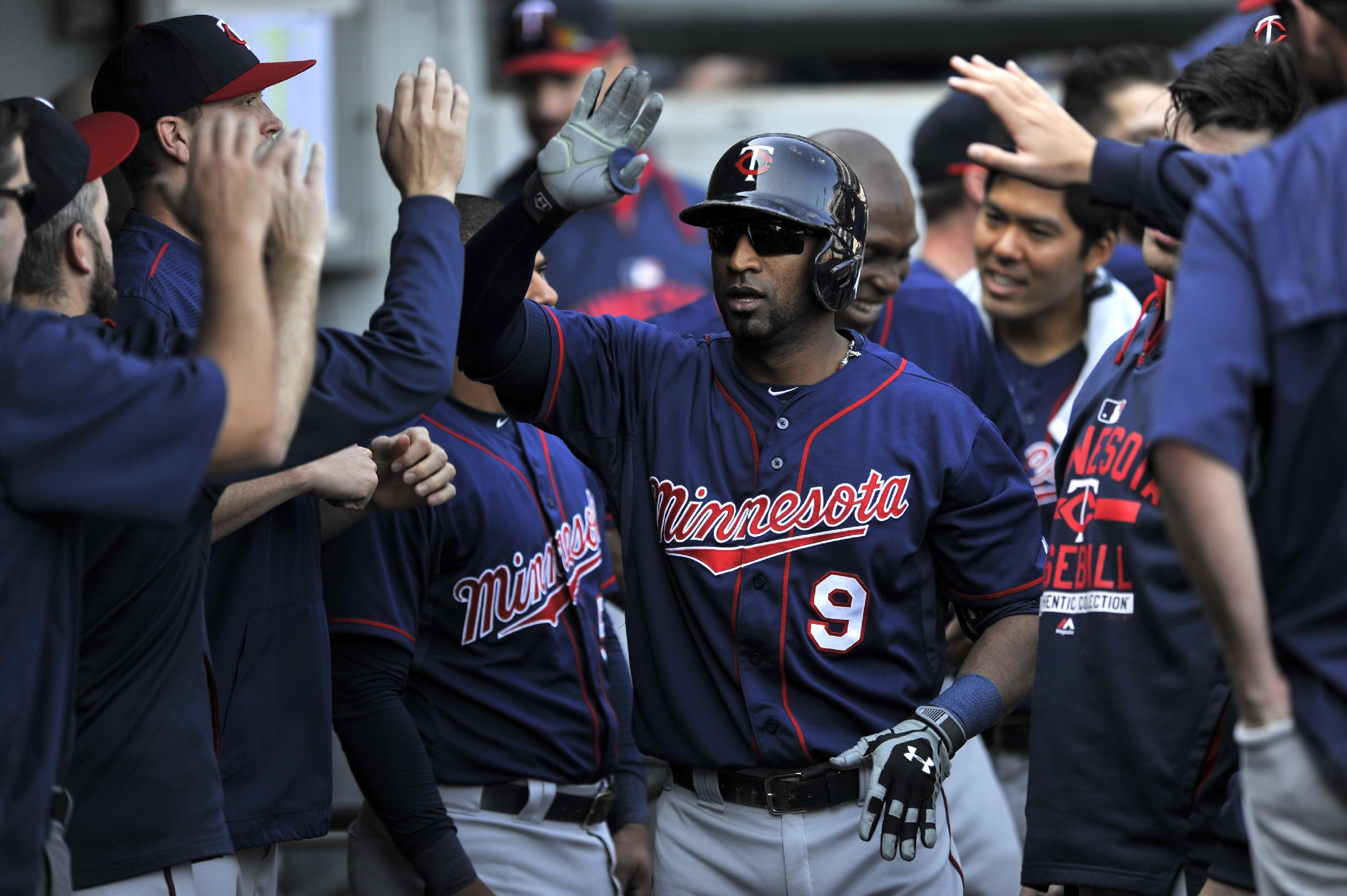 Hunter, Nunez homer in Twins' 4-3 win over White Sox