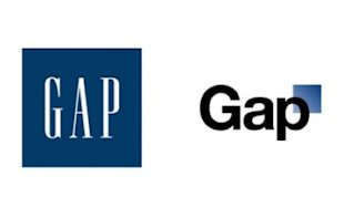 Gap's traditional logo is far superior to their temporary new one since consumers can easily identify it.