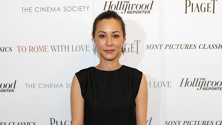 "The Cinema Society With The Hollywood Reporter & Piaget Host A Special Screening Of ""To Rome With Love"" - Arrivals"