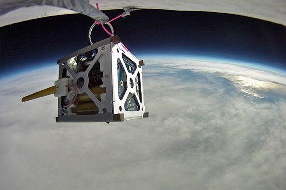 NASA's Phonesat Project Turns Smartphones Into Satellites