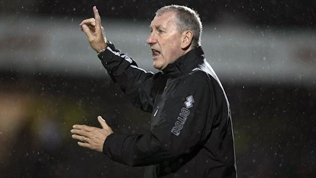Terry Butcher is preparing for his first game as Hibernian boss
