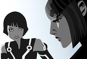 Tron | Photo Credits: Disney XD