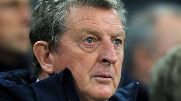 Roy Hodgson is concerned for the safety of England's fans in Brazil
