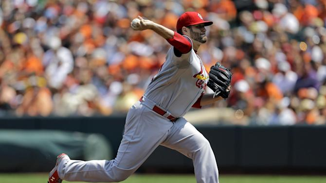 Cardinals beat Orioles 8-3 to avoid sweep