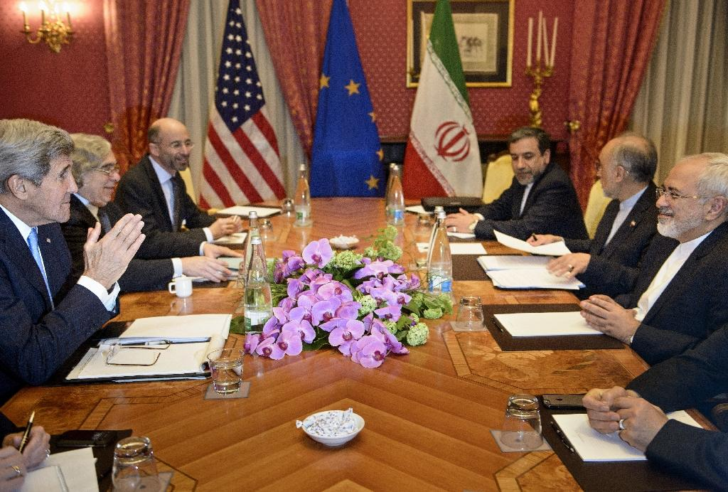 Iranian negotiator says 'problems' remain in nuclear talks