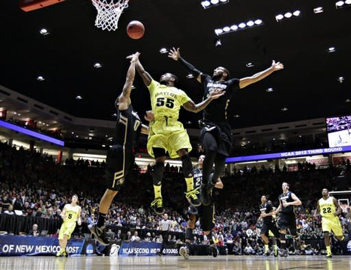 Heslip's 3s lift Baylor to 80-63 win over CU