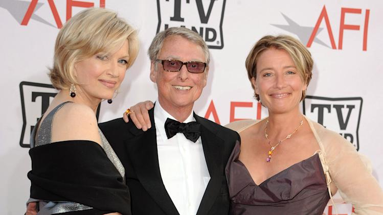 38th Annual Lifetime Achievement Award Honoring Mike Nichols 2010 Diane Sawyer Mike Nichols Emma Thompson