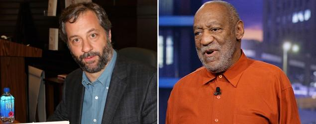 Apatow: 'We shouldn't need Bill Cosby to admit it'