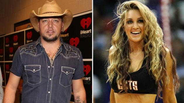 Jason Aldean / Brittany Kerr  -- Getty Images