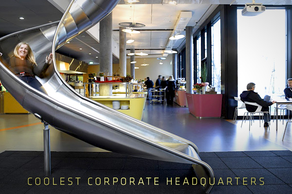 World's coolest corporate …