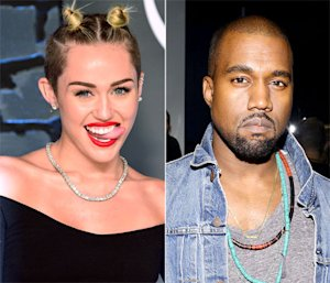 Miley Cyrus Skipped VMAs After-Party to Record With Kanye West