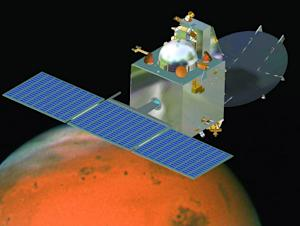 India's First Mars Probe Begins Journey to Red Planet