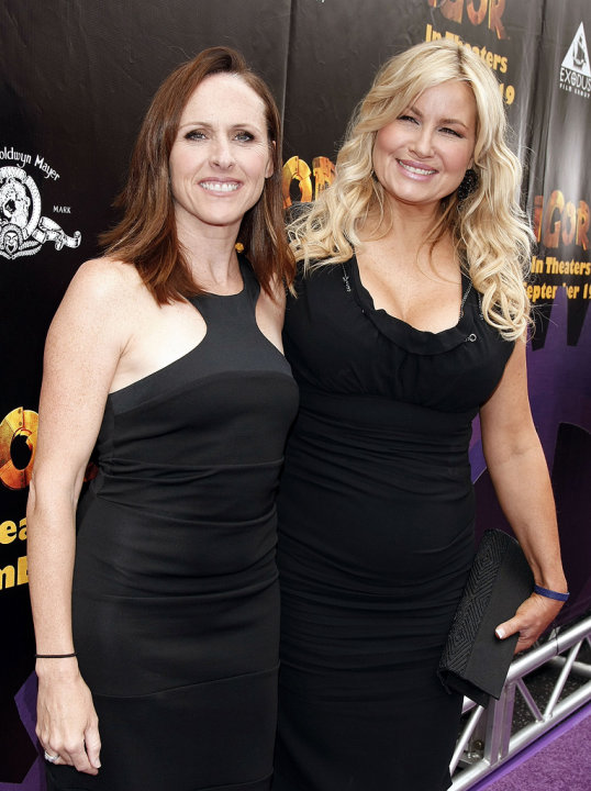 Igor LA Premiere 2008 Molly Shannon Jennifer Coolidge
