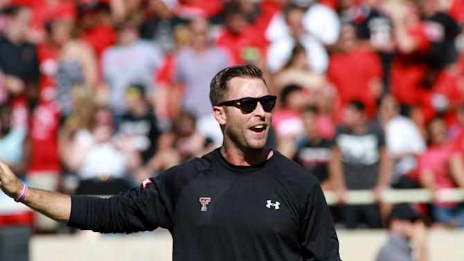 NCAA Football: Central Arkansas at Texas Tech