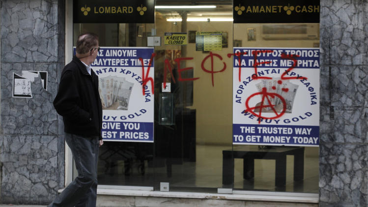 Cyprus bank shutdown enters second week