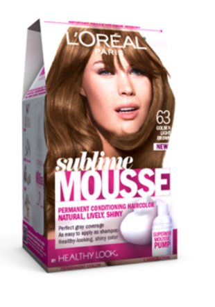 L'Oreal Sublime Mousse