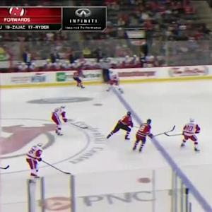 Petr Mrazek Save on Andy Greene (00:24/1st)