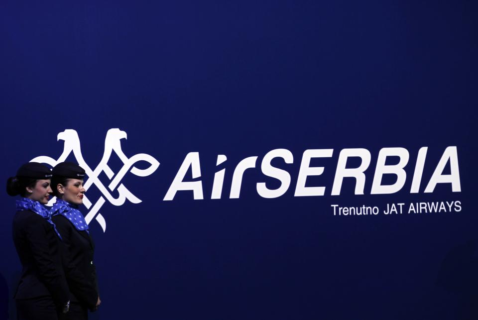 air serbia to start flying marking end of jat yahoo news