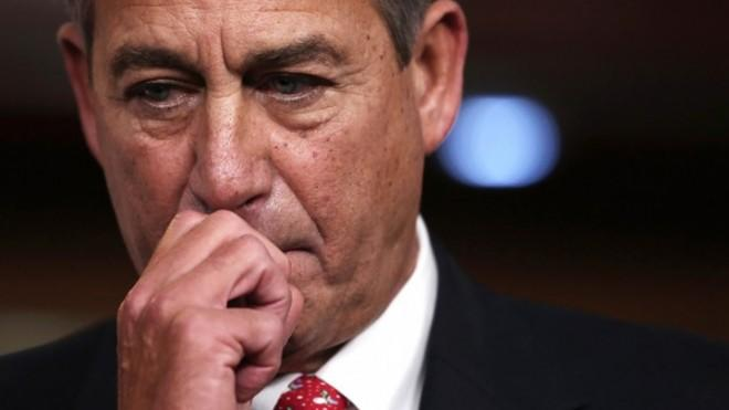 House Speaker John Boehner will likely see a $1,100 increase to his salary in 2013.
