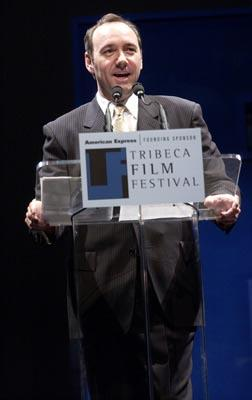 Kevin Spacey Tribeca Film Festival, 5/11/2003