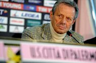 Zamparini slams Fifa's use of extra officials and technology