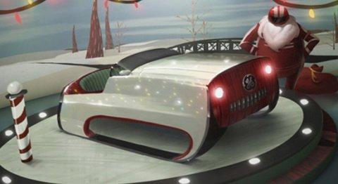 GE Scientists Unveil Greener, Smarter Sleigh for Santa Claus