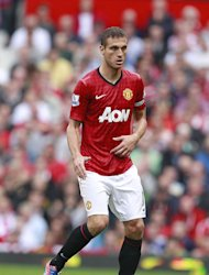 Nemanja Vidic underwent knee surgery last month