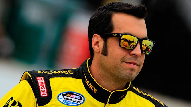 Hornish Jr. wins Coors Light Pole at Chicagoland