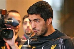 Rodgers: Liverpool has final say on Suarez's future