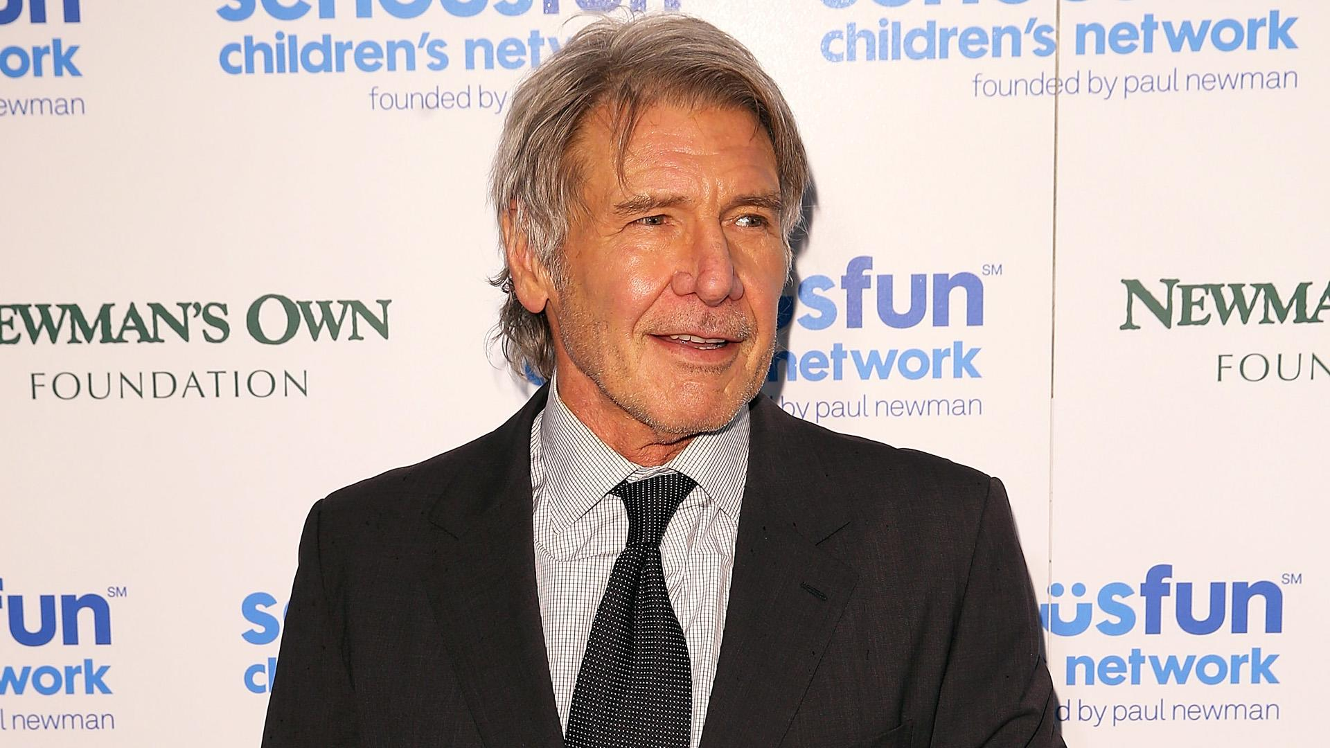 Harrison Ford 'Recovering Remarkably' After Plane Crash, Says Producer