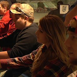 Fans flock to NASCAR Hall of Fame